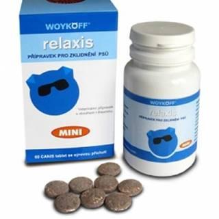 Relaxis MINI na upokojenie pre psov 60tbl