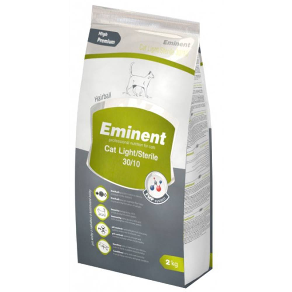 Eminent Eminent Cat Light Sterile 2kg