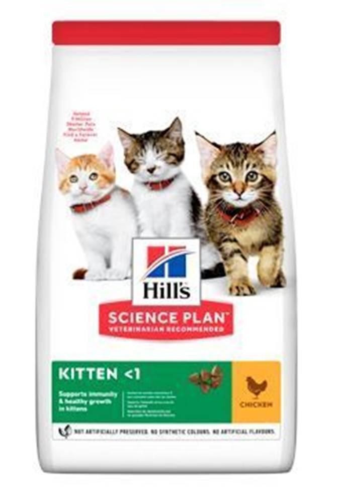 Hill's Hill's Fel. Dry Kitten Chicken 7kg