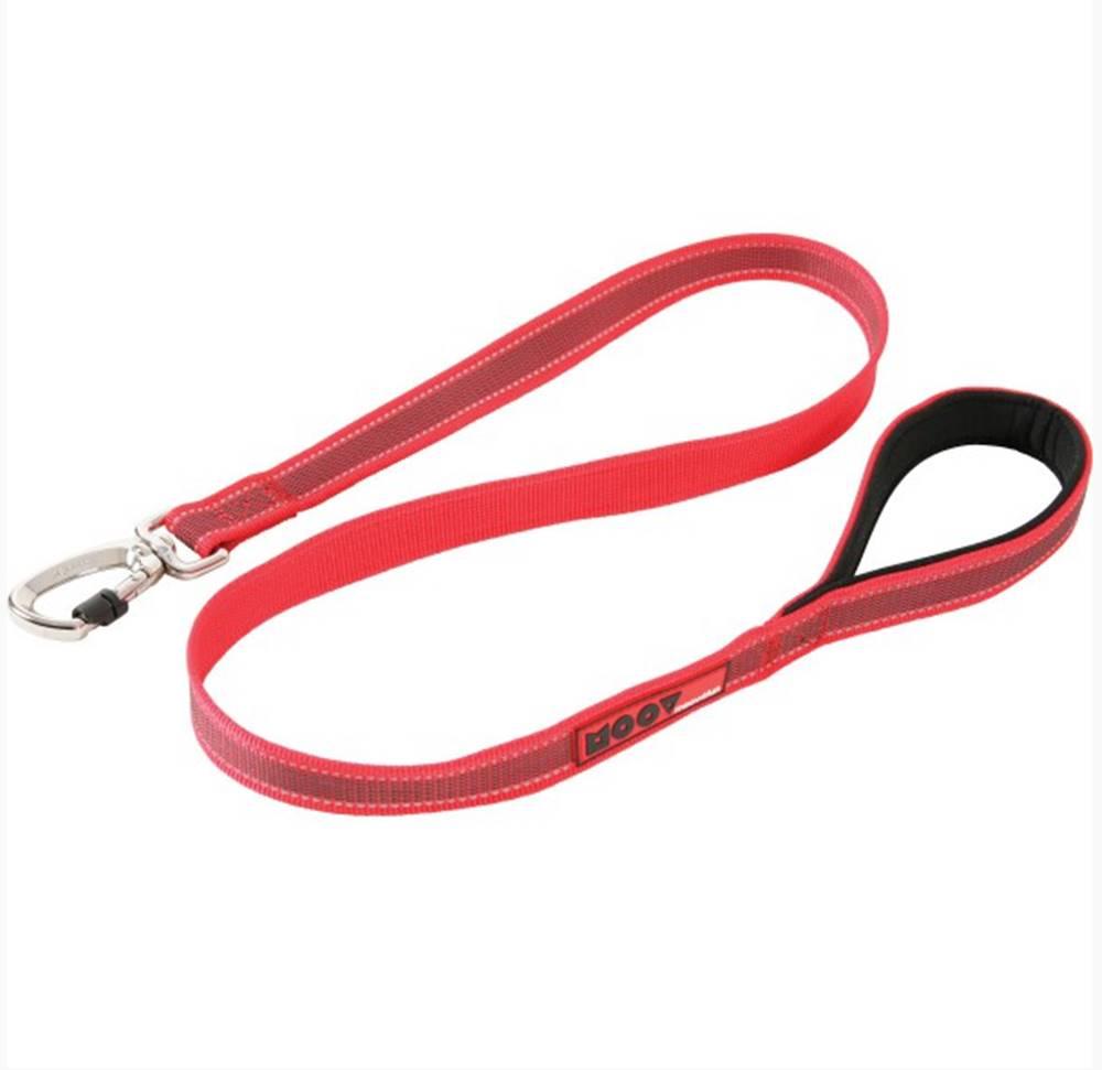 Zolux Vodítko pes MOOV červená 20mm 1,2m Zolux
