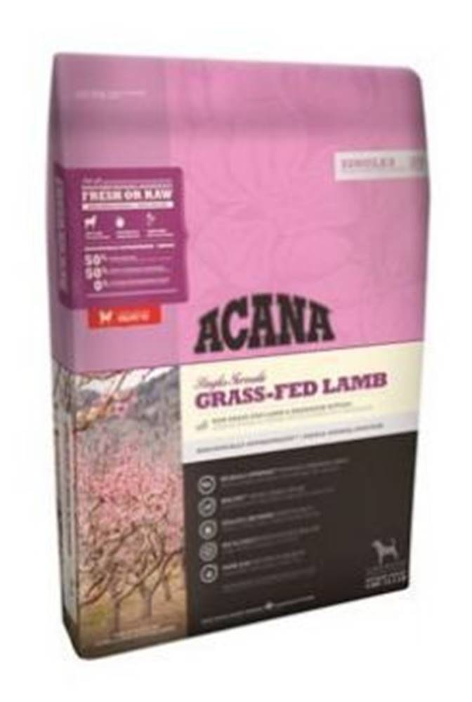 Acana Acana Dog Grass-Fed Lamb  Singles 6kg