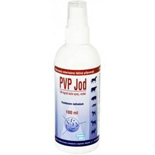 PVP jód spray 100ml