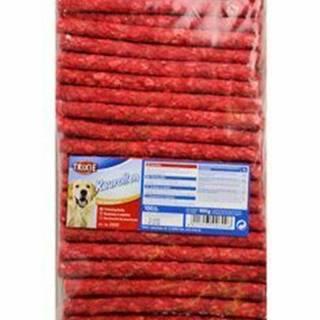 Tyčinka chroupací 9-10mm / 12cm červená TR 100ks