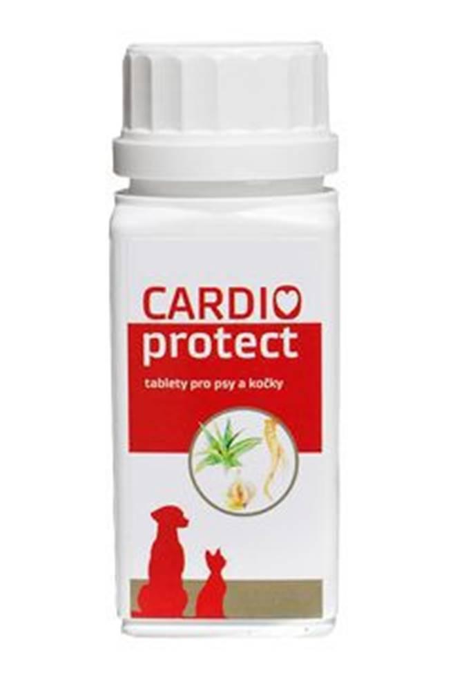 Ostatní CARDIOprotect tablety pro psy a kočky 80 tbl