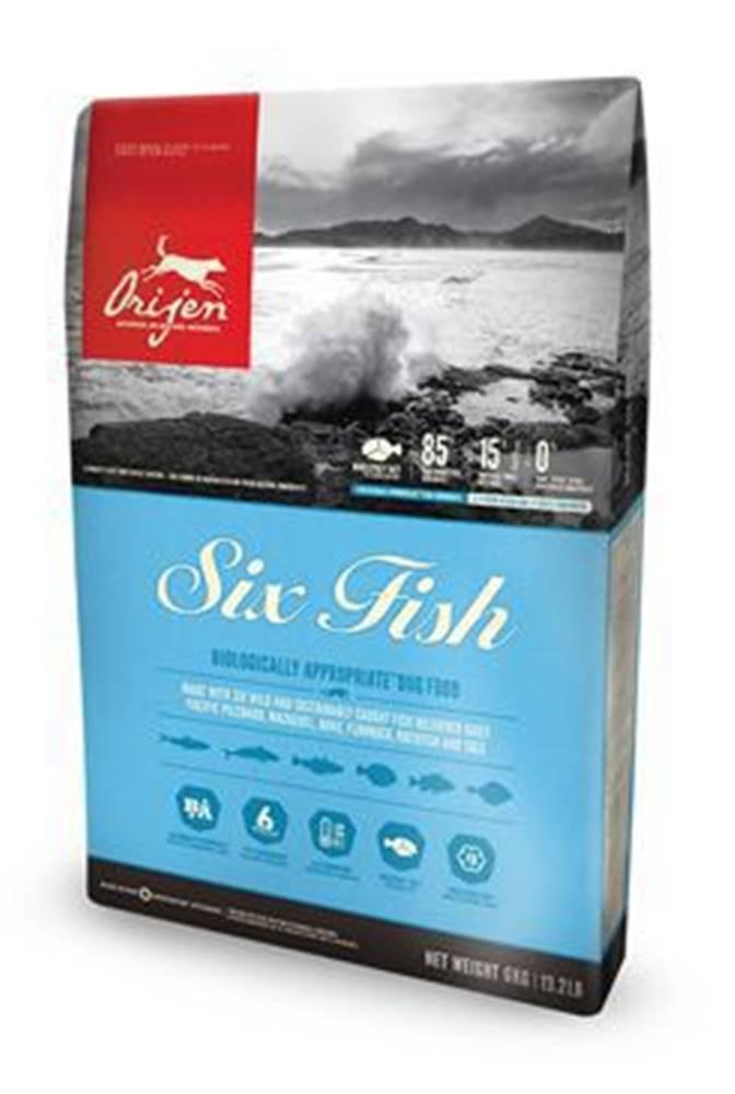 Orijen Orijen Dog 6 Fish 6kg