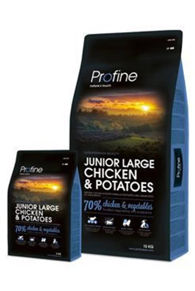 Profine Profine NEW Dog Junior Large Chicken & Potatoes 15 kg