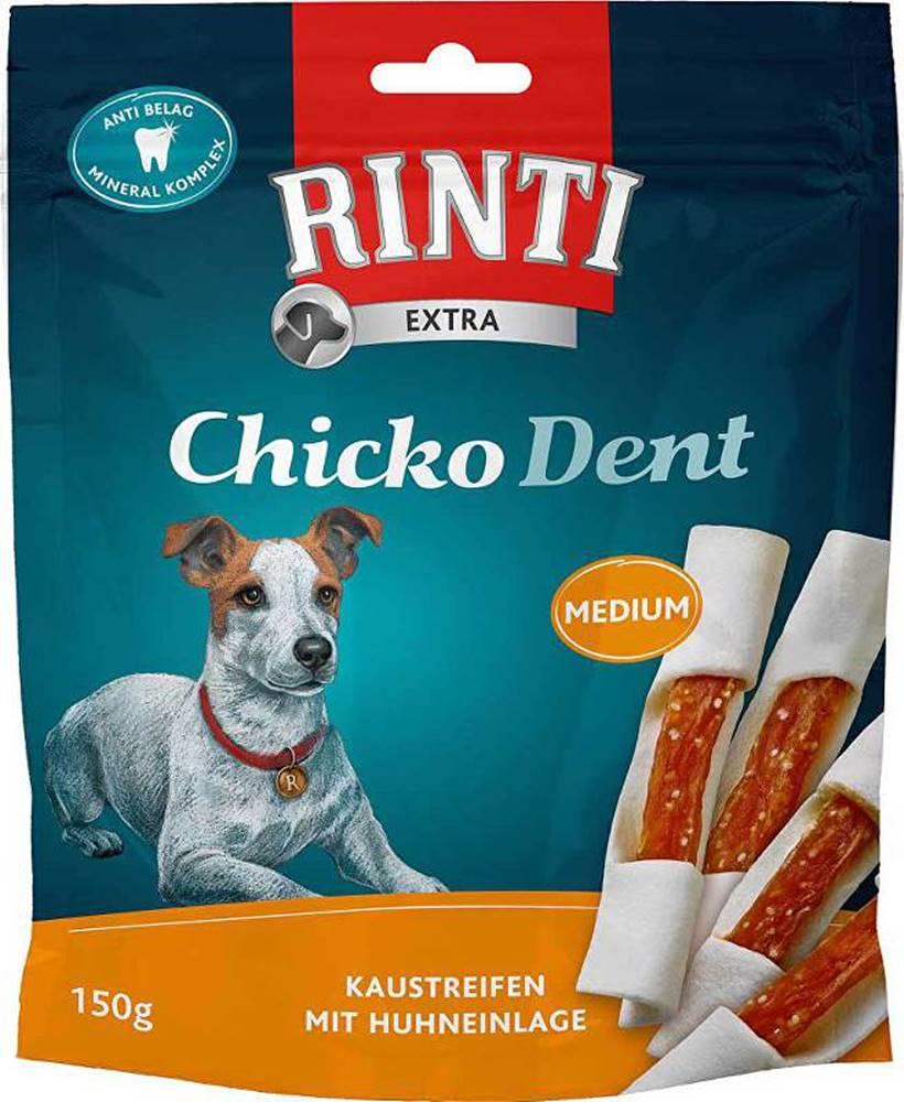 Rinti Rinti Dog pochoutka Chicko Dent Medium kuře 150g
