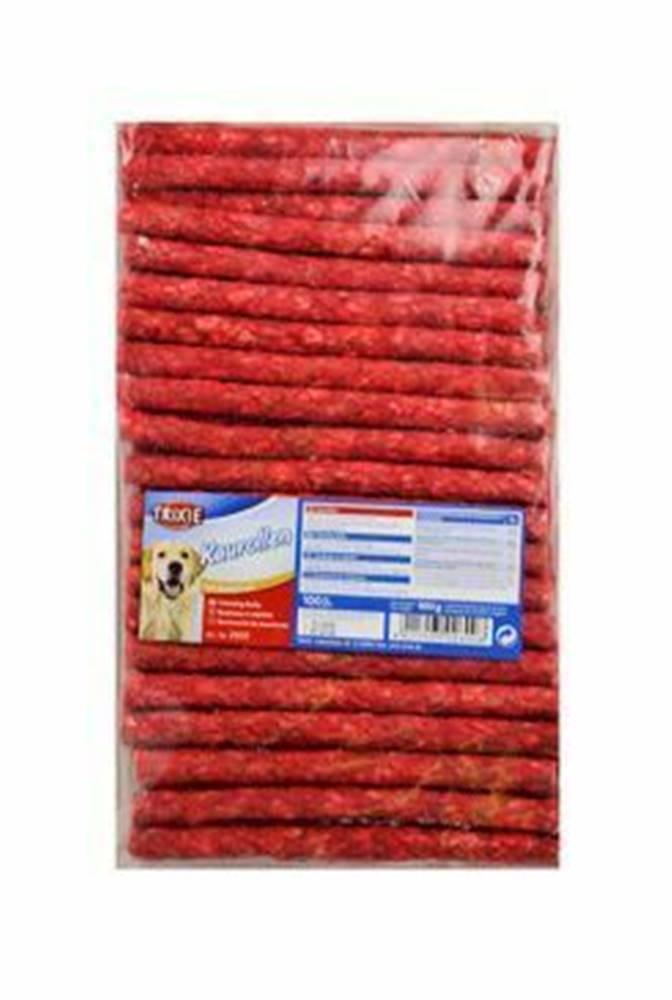 Trixie Tyčinka chroupací 9-10mm / 12cm červená TR 100ks