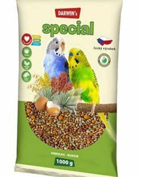 Vtáci Darwin