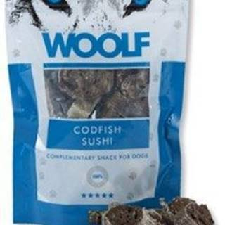WOOLF pochoutka codfish sushi 100g