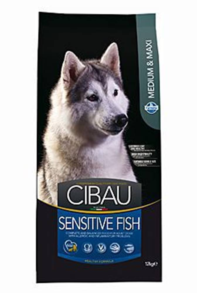Cibau CIBAU Dog Adult Sensitive Fish&Rice 2,5kg