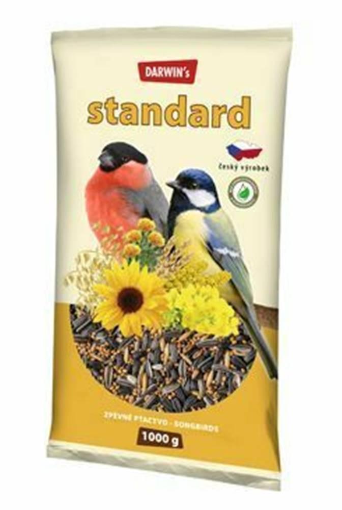Darwin Darwin 's spevavé vtáky štandard 1kg