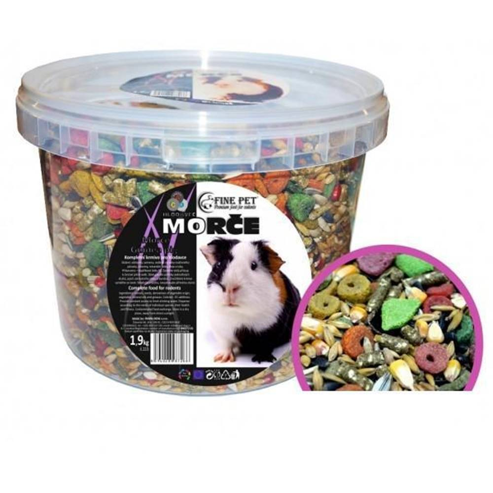 FINE PET FINE PET Morče premium 1,9kg
