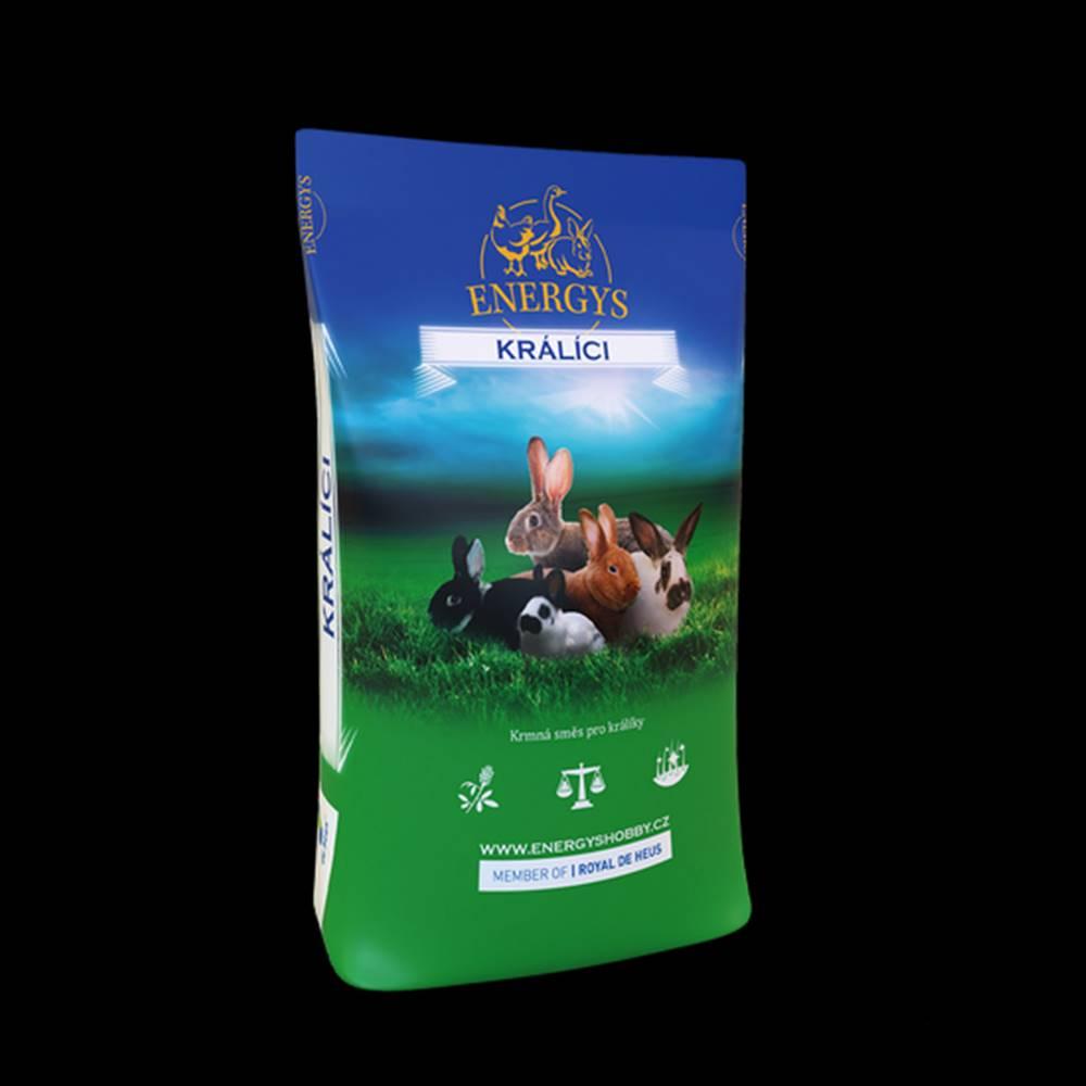 De Heus Krmivo pre králiky KLASIK GOLD FORTE granulované 25kg