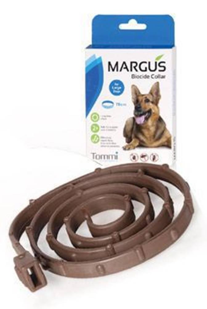 Margus Margus Biocide antiparazitární obojek pes L 70cm