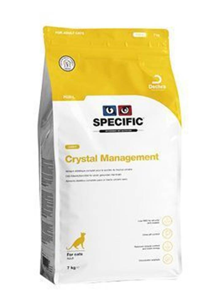 Specific Specific FCD Crystal Management 400g kočka