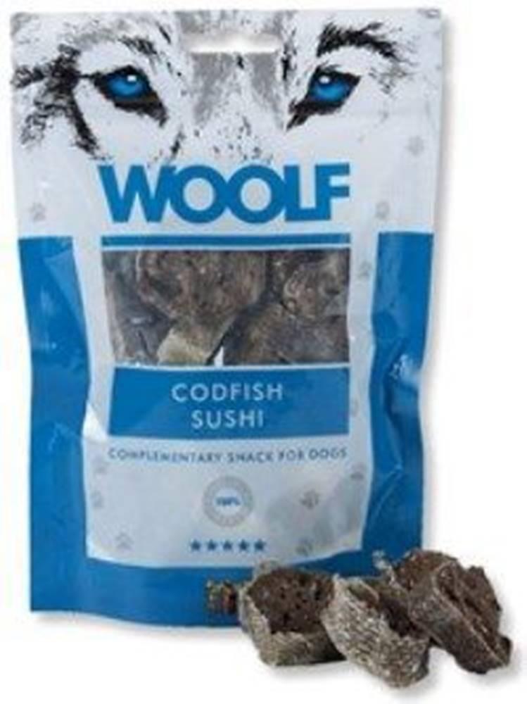 Woolf WOOLF pochoutka codfish sushi 100g