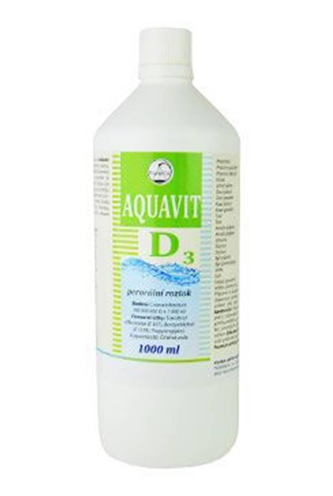 Pharmagal Aquavit D3 sol auv 1000ml