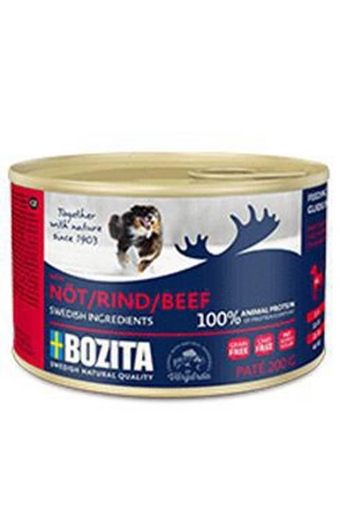 Bozita Bozita DOG Paté Beef 200g