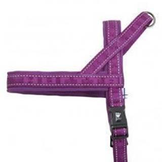 Postroj Hurtta Casual fialový 55cm