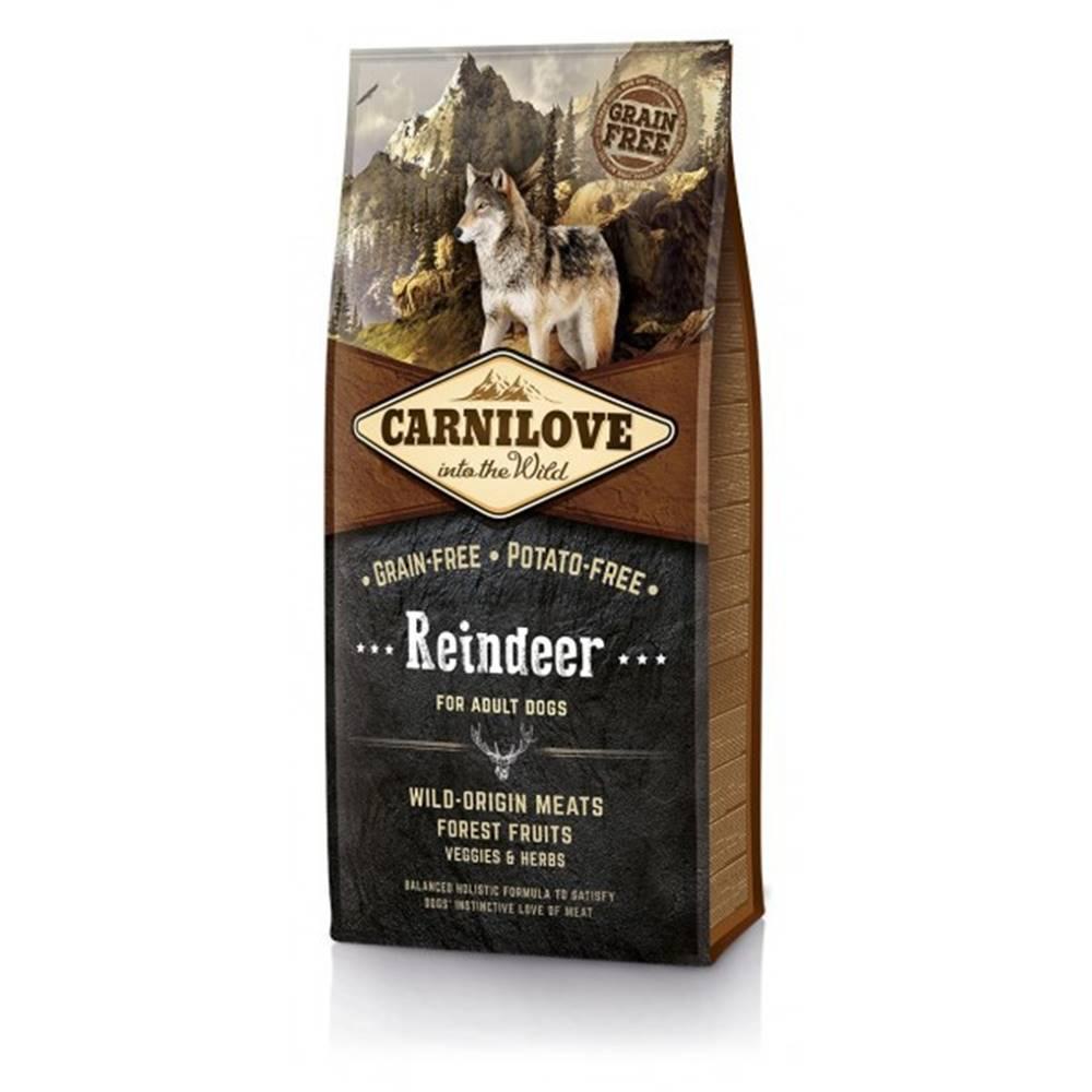 Carnilove Carnilove Dog Reindeer for Adult  12kg