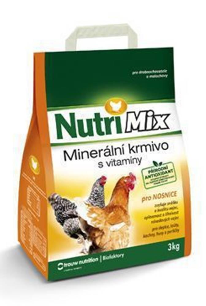 Biofaktory Nutri Mix pro nosnice plv 3kg