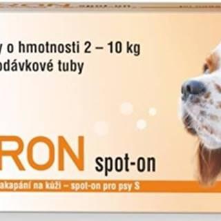 Fipron 67mg Spot-On Dog S sol 3x0,67ml