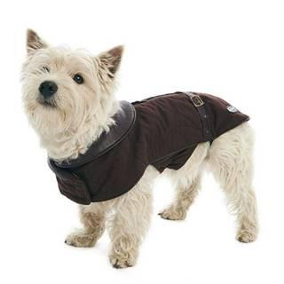Obleček City jacket Čokoládová 36cm S/M BUSTER