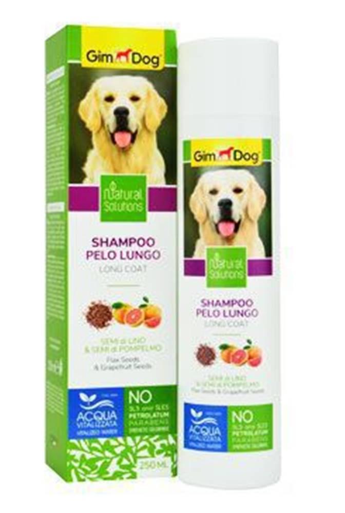 Gimborn GIMDOG šampón dlouhá srts 250ml