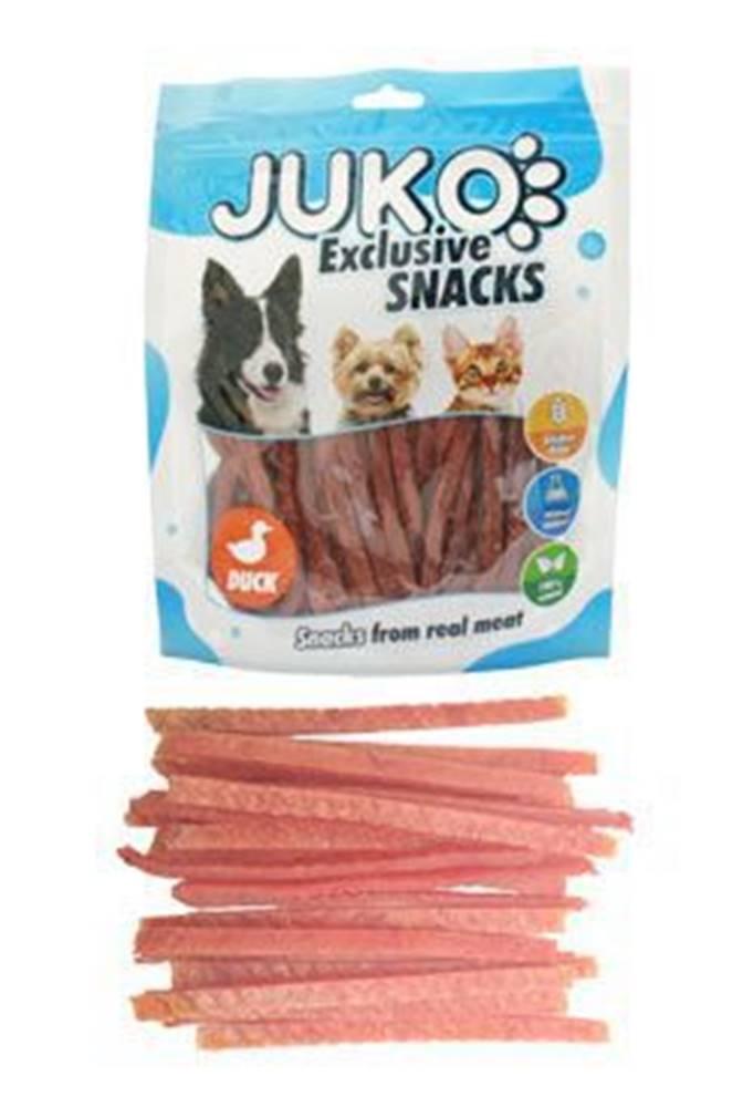 Juko Juko excl. Smarty Snack Duck Strips 250g