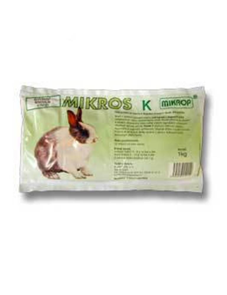 Mikrop Mikrop Mikros K pro králíky plv 1kg