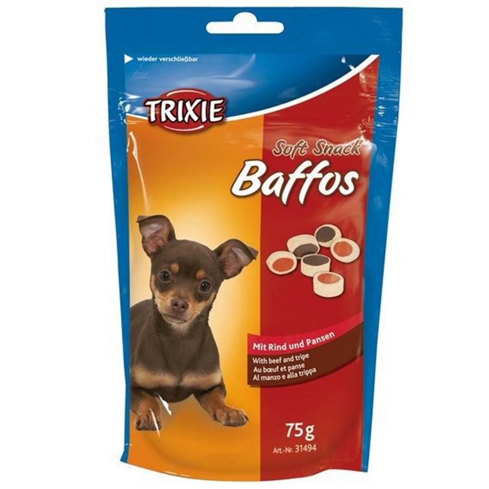 Trixie Trixie BAFFOS mini kolečka hovězí/dršť 75g