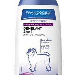 Francodex Šampon a kondicionér 2in1 pes 250ml
