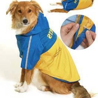 Obleček SPORT Žlutá/Modrá s kapucí 2V1 32cm KAR 1ks