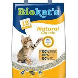 Podestýlka Biokat's Natural Classic 10kg
