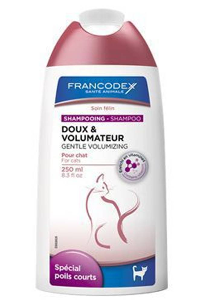 Francodex Francodex Šampon na objem srsti kočka 250ml