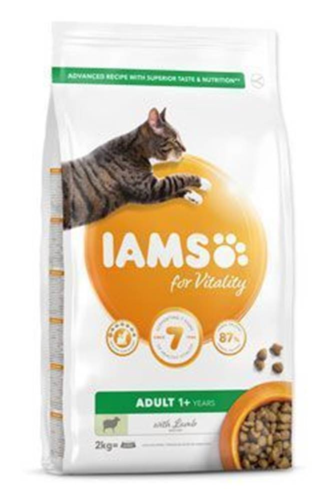 Iams Iams Cat Adult Lamb 2kg