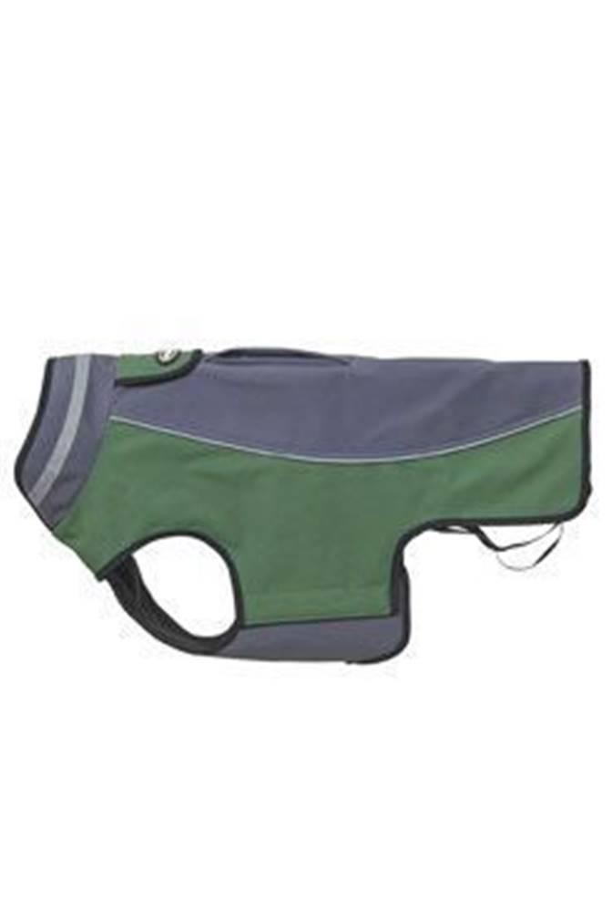 Kruuse Jorgen A/S Obleček Softshell Šedá/ Zelená 54cm XL KRUUSE