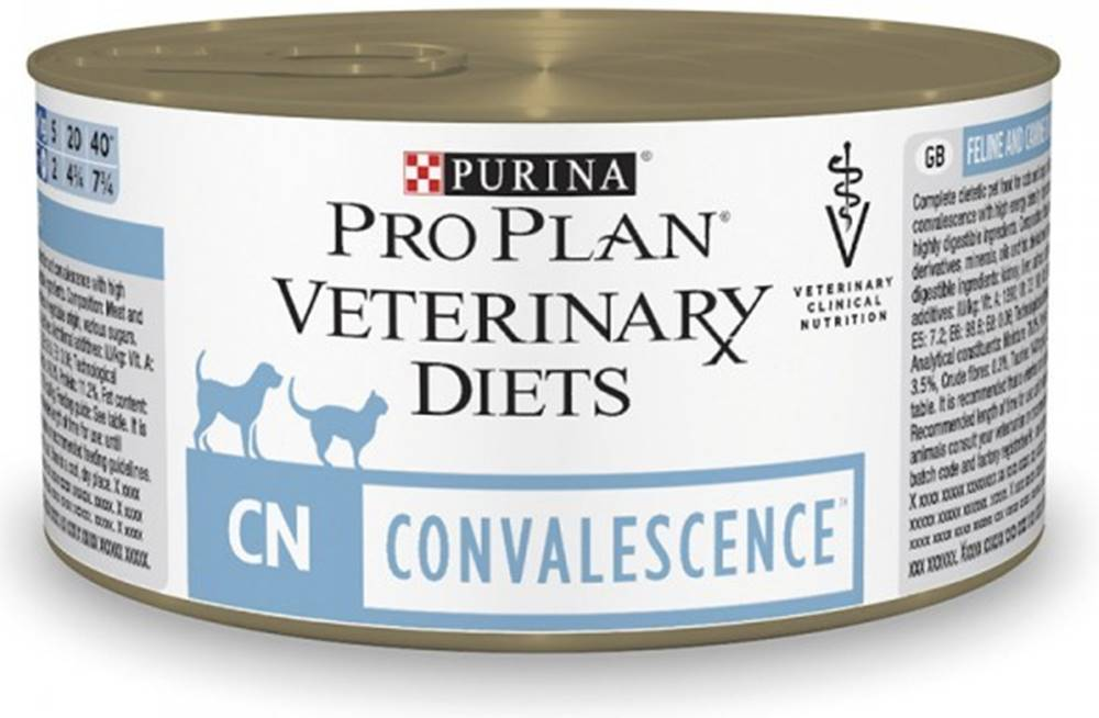 Purina Purina PPVD Canine+Feline konz.CN Convalescence 195g