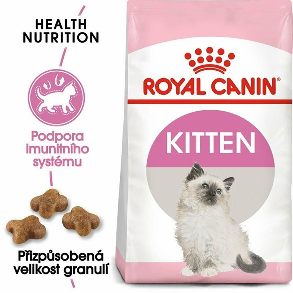 Royal Canin Royal canin Kom.  Feline Kitten  400g