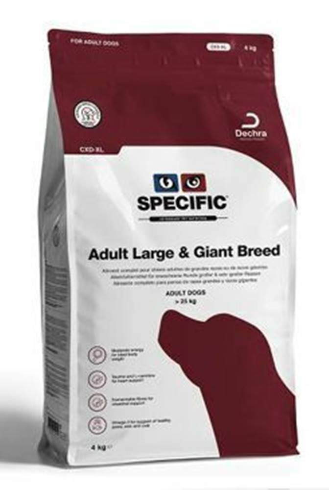 Specific Specific CXD-XL Adult Large & Giant Breed 12kg pes