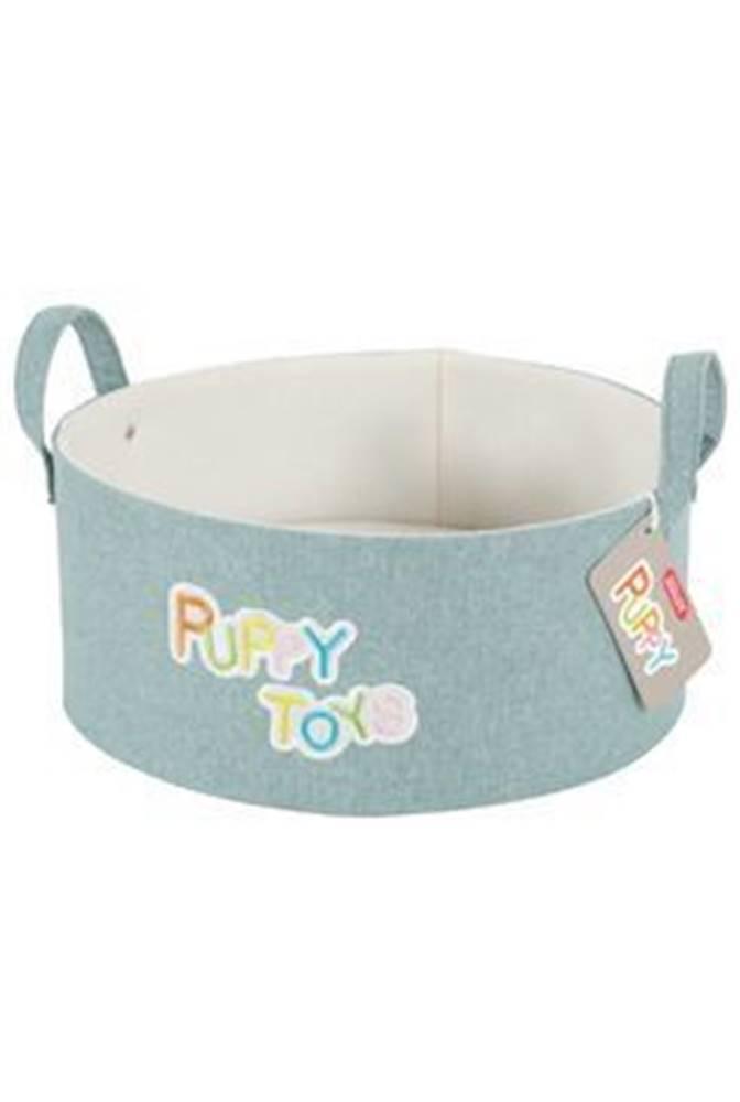 Zolux Kôš na hračky PUPPY mentolová Zolux