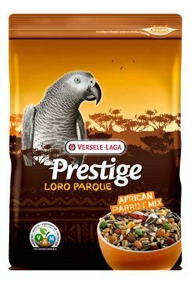 VERSELE-LAGA VL Prestige Loro Parque African Parrot mix 1kg NEW
