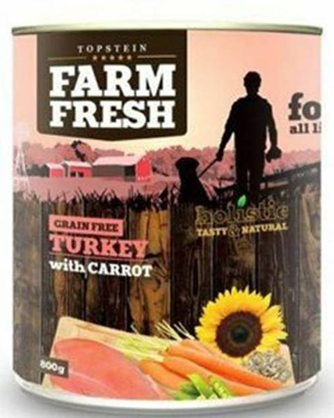 Konzervy Farm Fresh
