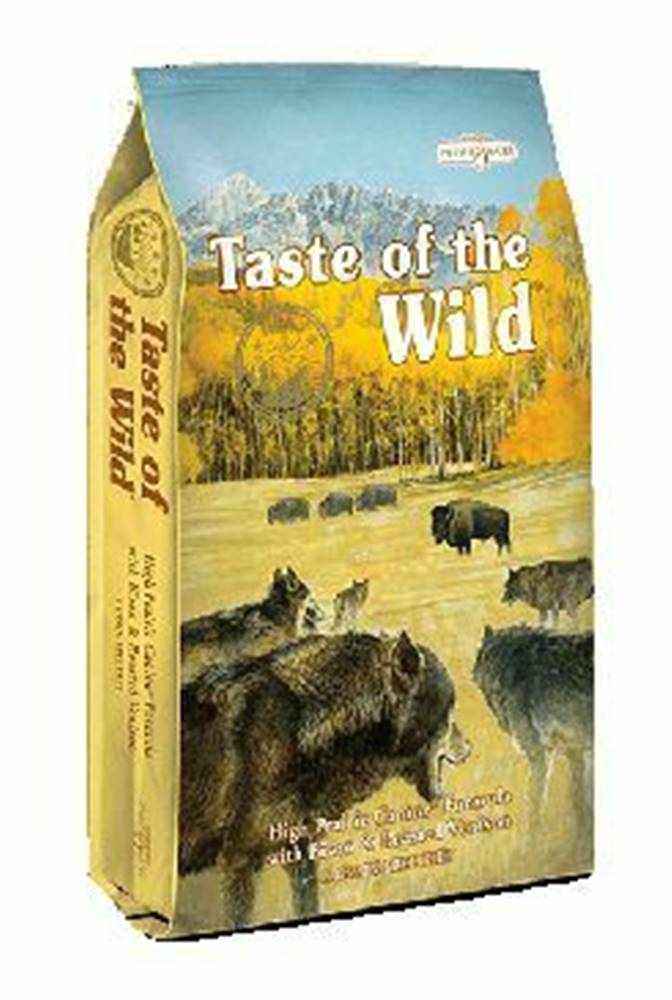 Taste of the Wild Taste of the Wild High Prairie 5,6kg
