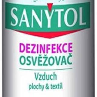 SANYTOL dezinfekčný osvěž.vzduchu s horskou vôňou 300ml