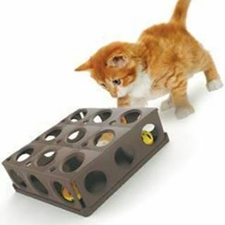 Hračka mačka Tricky pohyblivá