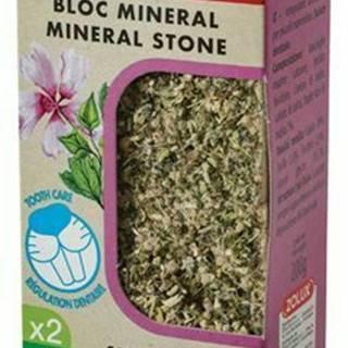 Minerálne kameň EDEN hlodavcami slez 2x200g Zolux