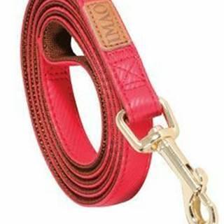 Vodítko pes MAYFAIR červená 15mm 1,2m Zolux