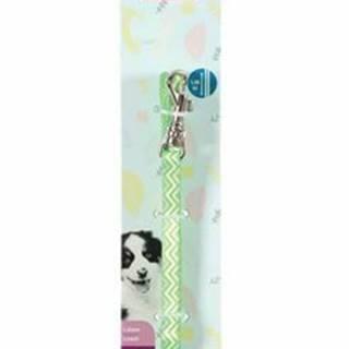 Vodítko pes šteňa PIXIE zelená 8mm 1,2m Zolux